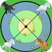 ponies dart game for kids