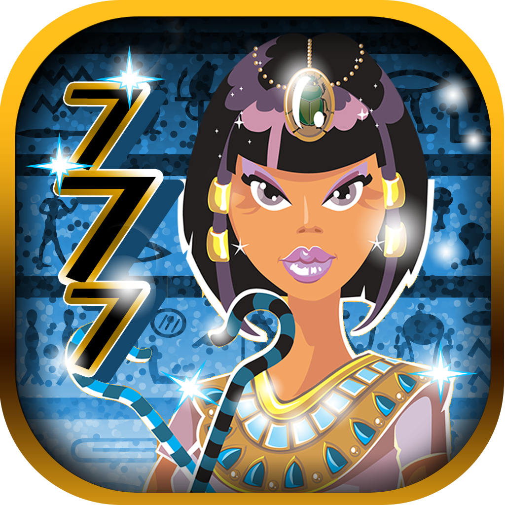 A Pharaoh's Queen Slots - Way To The Nile Slot Machine With Bonus Prize Wheel Game Free